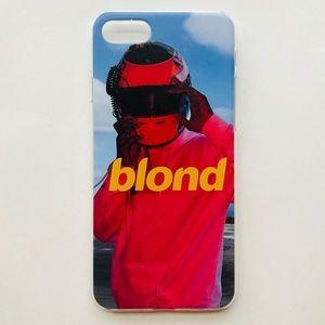 Other - Frank Ocean Blonde iPhone 7/8 Case